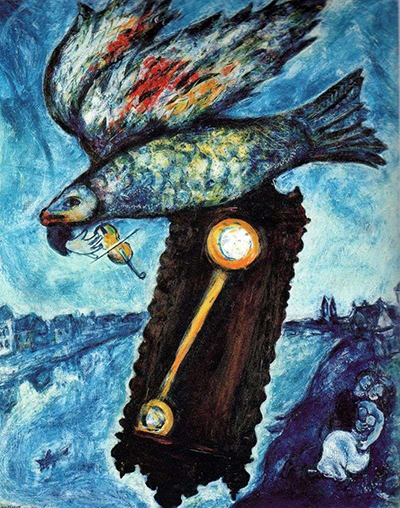 Time is a River without Banks Marc Chagall